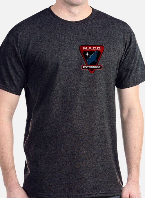 Enterprise Maco T-Shirt