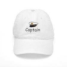 Baseball Captain Baseball Cap