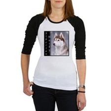 Siberian Husky Red Shirt