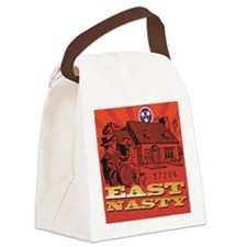 East Nasty Canvas Lunch Bag