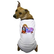 Basset Hound Bedtime Dog T-Shirt