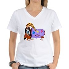 Basset Hound Bedtime Shirt