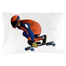 Longboarding - No Txt Pillow Case