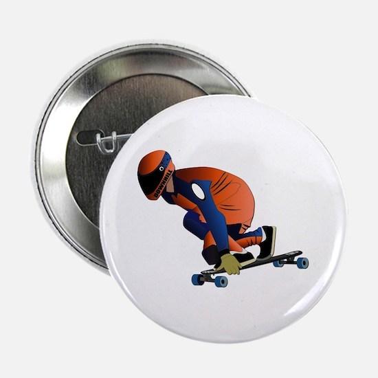 "Longboarding - No Txt 2.25"" Button"