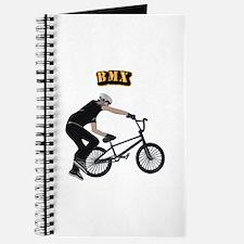 BMX With Text Journal