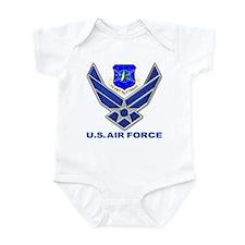 Space Command Infant Bodysuit