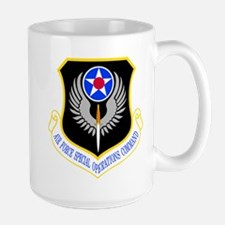 Special Operations Command Large Mug