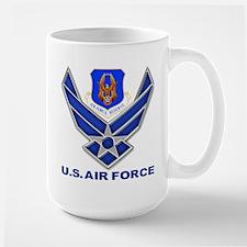 Reserve Command USAF Large Mug