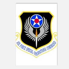 Special Operations Comman Postcards (Package of 8)