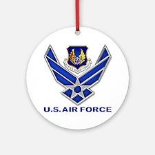 Air Materiel Command Ornament (Round) Ornament (Ro