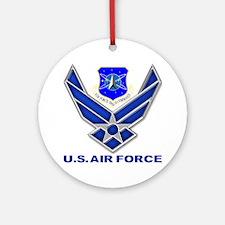 Space Command Ornament (Round) Ornament (Round)