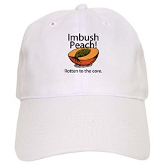 Imbush That Rotten Peach Baseball Cap