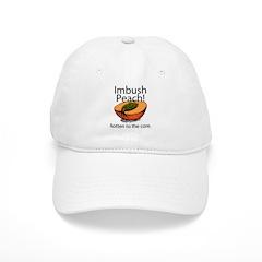 Imbush That Rotten Peach Baseball Cap