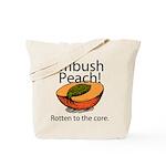 Imbush That Rotten Peach Tote Bag