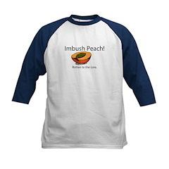 Imbush That Rotten Peach Kids Baseball Jersey