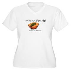 Imbush That Rotten Peach T-Shirt