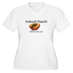 Imbush That Rotten Peach T-Shirt