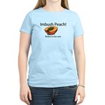 Imbush That Rotten Peach Women's Light T-Shirt