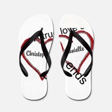 A True Love Story: Personalize Flip Flops
