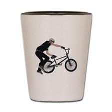 BMX Shot Glass