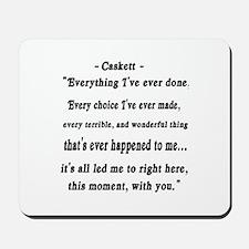 Caskett Mousepad