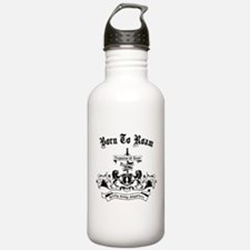 B2R Coat of Arms Water Bottle