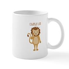 Cowardly Lion Mugs