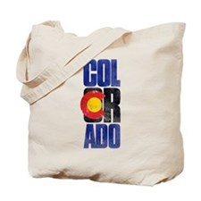 COL-OR-ADO Tote Bag