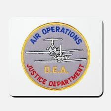D.E.A. Air Operations Mousepad