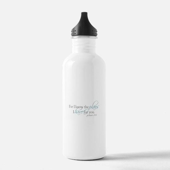 Funny Jeremiah Water Bottle