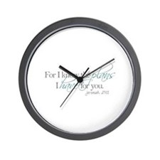 Cute Pastor Wall Clock