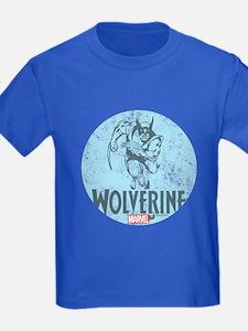 Blue Wolverine T