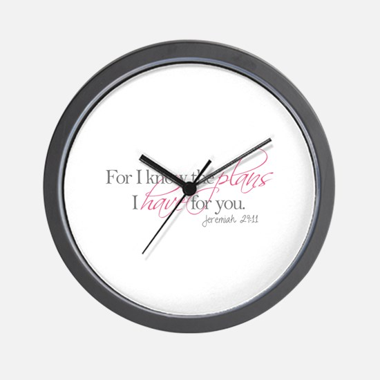 Funny Him Wall Clock