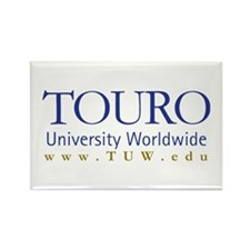 Tuw Name Rectangle Magnet