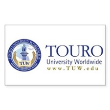 Tuw Logo + Name Decal