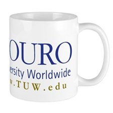 TUW Logo + Name Mugs