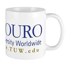 TUW Logo + Name Mugs