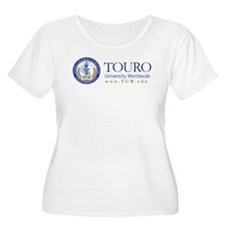 TUW Logo + Name Plus Size T-Shirt