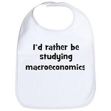 Study macroeconomics Bib