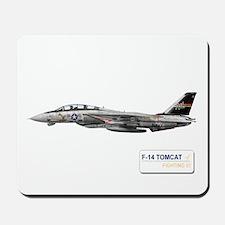 VF-51 Screaming Eagles Mousepad