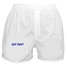 GOT PKU? Boxer Shorts
