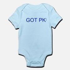 GOT PKU? Body Suit