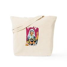 Storm Brush Tote Bag
