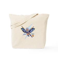 Storm Lightning Tote Bag