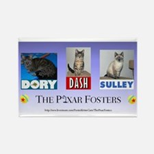 The Pixar Fosters Magnets