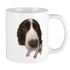 Springer Spaniel Close-Up Mug