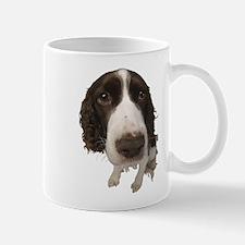 Springer Spaniel Close-Up Mug