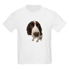 Springer Spaniel Close-Up T-Shirt