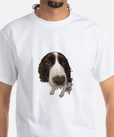 Springer Spaniel Close-Up Shirt