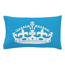 Keep Calm Crown Pillow Case